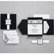 brides wedding invitation kits 83 best invitations images on wedding stationary