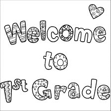 first grade coloring pages free coloring home