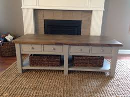 Refinishing Coffee Table Ideas by Coffee Table Chalk Paint Makeover U2013 Suddenly Inspired