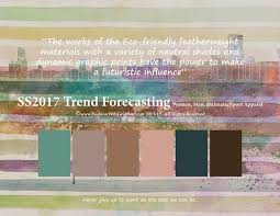 aw2017 2018 trend forecasting on pantone canvas gallery women fashion trends 2017 ss 2017 trend forecasting women men
