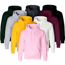 plain light blue hoodie plain pullover hoodie ebay