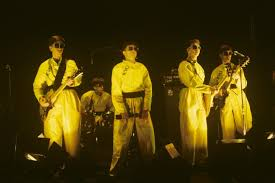 the story behind devo u0027s iconic cover of the rolling stones