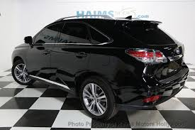 lexus rx hybrid used 2015 used lexus rx 350 at haims motors serving fort lauderdale