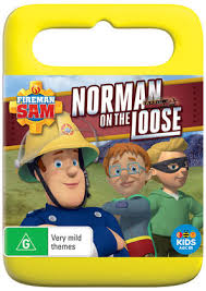 fireman sam norman loose dvd abc shop