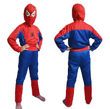 Crypt Keeper Halloween Costume Kid Party Supplies Superman Spiderman Batman Deadpool Anime