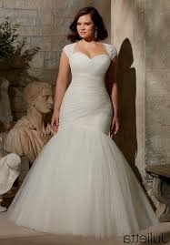 plus size fit and flare wedding dress plus size fit and flare wedding dress naf dresses