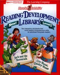 rabbit library reader rabbit reading development library level 2 from cdaccess