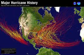 Hurricane Tracking Map Are Hurricanes Worsening With Climate Change