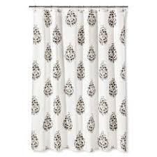 Target Gray Shower Curtain Pintuck Shower Curtain Threshold Target Shower Curtains