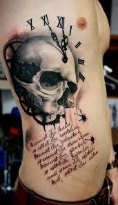 tatuagem de relógio ideias geniais pinterest tattoo tatoo