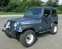 dark green jeep cj 1986 jeep cj 7 connors motorcar company