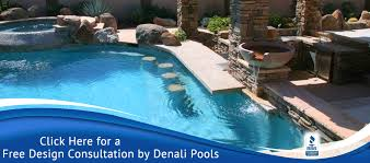 Pool Ideas For Backyard Austin Custom Pool Builder Denali Pools