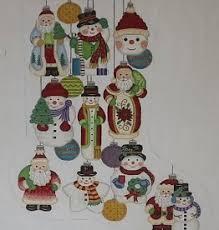 snowmen the needle tree