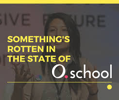 something s something is rotten in the state of o school intimate health