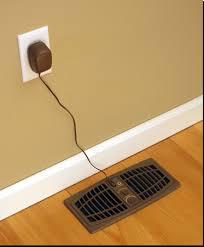 register air booster fan register vent booster fan 4 x 10 brown