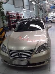 xe lexus nhap khau lexus es 350 2010 ban oto lexus es 350 gia 1 tỷ 490 triệu