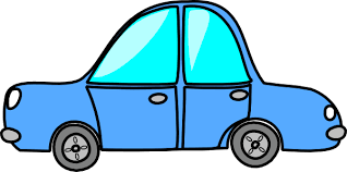 car clipart blue car clipart free best blue car clipart on
