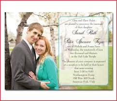 lovely wedding invitations provo utah collection of wedding