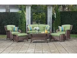 Lazy Boy Patio Furniture Cushions Pool Sears Outdoor Furniture In Wicker Laveseat Then Balsam Hill