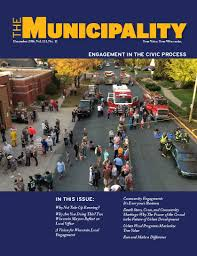 Wisconsin Health Care Power Of Attorney by The Municipality Magazine Lwm Wi