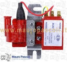 colore candela vespa componenti elettrici batterie bobine candele centraline