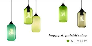 green glass pendant lights green glass pendant lights are perfect for st patrick s day