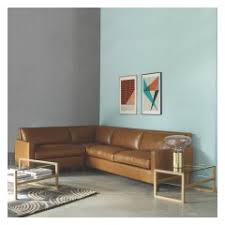 Small Brown Leather Corner Sofa Unique Corner Sofas Sofa Throughout Design