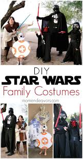 family halloween costumes for 3 best 25 star wars costumes ideas on pinterest kids star wars