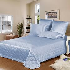 Light Blue Coverlet King Size Silk Coverlet Buy Best Pure Silk Coverlet In Lilysilk