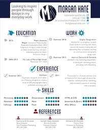 Resume Promotion 55 Amazing Graphic Design Resume Templates To Win Jobs