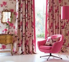 Large Floral Print Curtains Floral Curtains House Floral Print Curtains Apartments I Like
