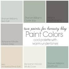 Craftsman Color Palette Interior Best 25 Sherwin Williams Oyster Bay Ideas On Pinterest Joanna