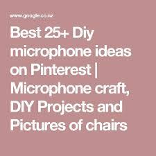 25 melhores ideias de diy microphone no pinterest microfone