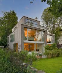 doppelhaus architektur doppelhaus b in münchen modern häuser münchen