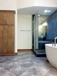 column five flooring ideas better the bathroom