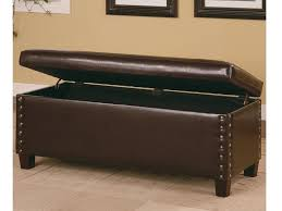 Storage Bench For Bedroom Leather Storage Bench Plus Entryway Storage Bench Plus Bedroom