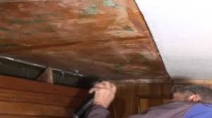 Boat Carpet Adhesive Installing Carpet Style Headliner Hull Liner In A Boat Youtube