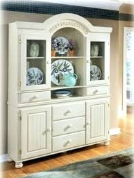 Decorating A Hutch Painted Dining Room Hutch Ideas Decor Decorating Built In Decorate