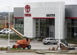 buy new toyota baxter toyota using novel approach to move cars to new location
