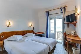 chambre d h e malo sea view rooms in kyriad hotel malo our hotel in st malo