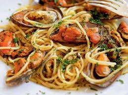 cuisiner cocktail de fruits de mer surgelé recettes de spaghetti et fruits de mer