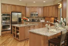 Galley Kitchen With Island Layout Kitchen Decorating Kitchen Layouts With Island U Shaped Kitchen