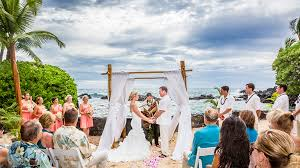 hawaiian weddings hawaii destination weddings royal kona resort on hawaii