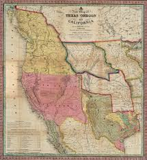 Map Of Southwest United States by Antique Prints Blog Shaping The Trans Mississippi West 1840 1849