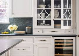 kitchen backsplash with cabinets and light countertops this kitchen backsplash trend is cooling