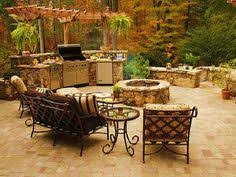 outdoor kitchen ideas outdoor spaces backyard and kitchens