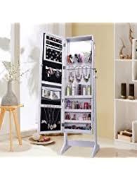 Mirror Armoire Wardrobe Bedroom Armoires Amazon Com