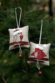 Rustic Reindeer Christmas Decorations by Handmade Christmas Decorations Rustic Reindeer Cinnamon Trees Set