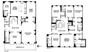 Ellis Park Floor Plan by 15 Central Park West Page 2 Curbed Ny