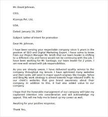 letter of intent layout free letter of intent template sample